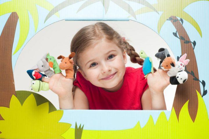 tout ce que les spectacles de marionnette apportent à l'enfant